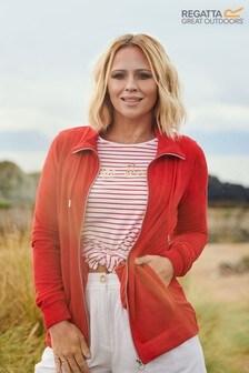Regatta Red Olwyn Stripe T-Shirt