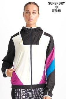 Superdry Sport Training Spliced Jacket