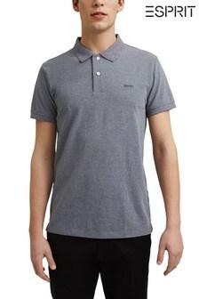 Esprit Men's Blue Poloshirt