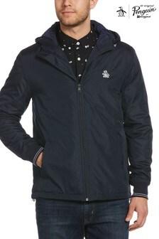 Original Penguin® Blue Wadded Ratner Jacket