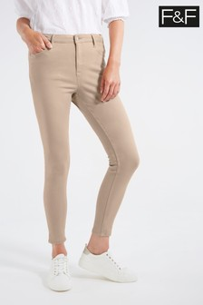 F&F Stone Super Soft Jeans