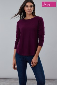 Joules Poppy Round Neck Jumper