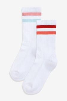 Tube Socks 2 Pack