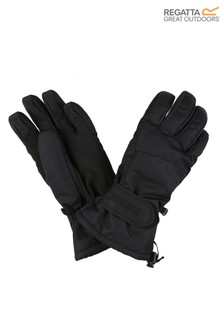 Regatta Black Transition Ii Waterproof Gloves