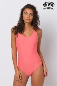Animal Pink Sofia Seas Swimsuit