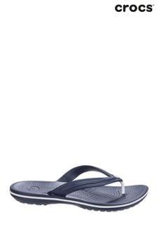Crocs™ Blue Crocband™ Flip Flops