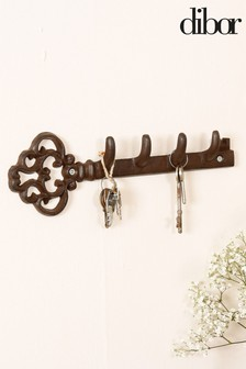 Amore Cast Iron Key Holder by Dibor