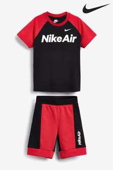 Nike Little Kids Air T-Shirt And Short Set