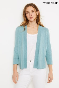 White Stuff Blue Ocean Cardigan
