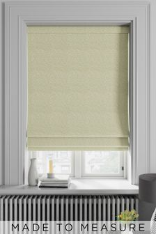 Noah Apple Green Made To Measure Roman Blind