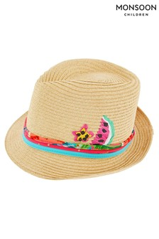 Monsoon Lucy Removable Bando Trilby