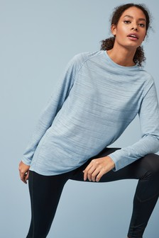 Long Sleeve Sports Top