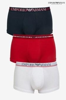 Emporio Armani Boxers 3 Pack