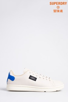 Superdry Vintage Tennis Trainers