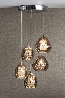 Cluster Fitting Ceiling Lights Cluster Pendant Fitting
