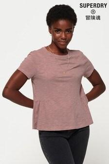 Superdry Peplum Rodeo T-Shirt