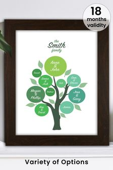 Our Family in Words Gift Experience by