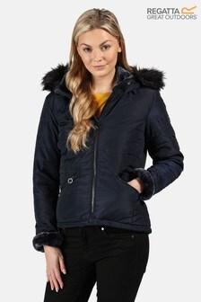 Regatta Blue Westlynn Insulated Jacket