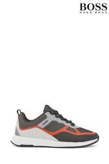 BOSS Orange Titanium Runn Trainers