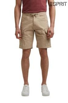 Esprit Natural Cargo Shorts