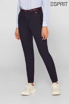 Esprit Blue Woven Pants