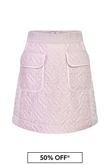 Girls Pink Skirt