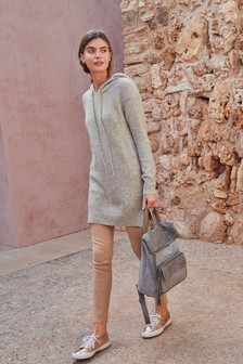 Lofty Hooded Tunic