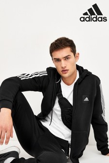 adidas Black Must Have Pullover Hoody