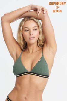 Superdry Sahara Fixed Tri Bikini Top