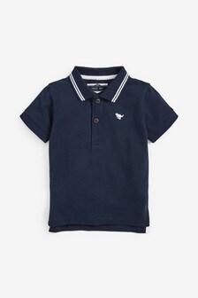 Short Sleeve Poloshirt (3mths-7yrs)
