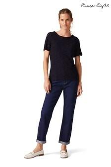 Phase Eight Blue Sloanie Boyfriend Jeans