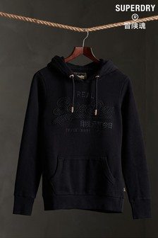 Superdry Vintage Logo Embroidered Hoody