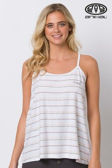 Animal White Salt Water Graphic Vest