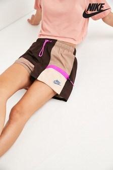Nike Icon Clash Colourblock Woven Shorts