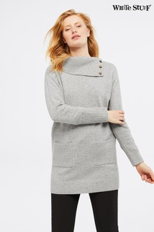 White Stuff Grey Waterville Tunic
