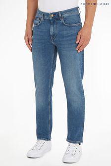 Tommy Hilfiger Blue Core Straight Denton Denim Pant