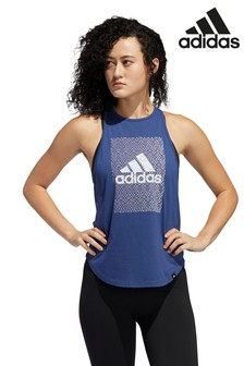 adidas Badge Of Sport Box Logo Vest