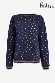 Boden Blue The Sweatshirt