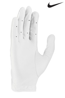 Nike Mens White RH Tour Golf Gloves
