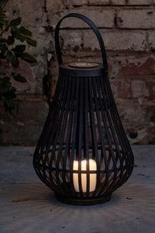 Bamboo Solar Lantern