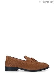 Kurt Geiger London Natural Hadston Shoes