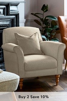 Matilda Armchair With Light Legs
