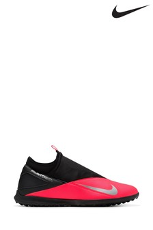Nike Red Phantom Vision 2 Club Turf Football Boots