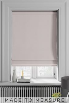 Soho Rose Pink Made To Measure Roman Blind
