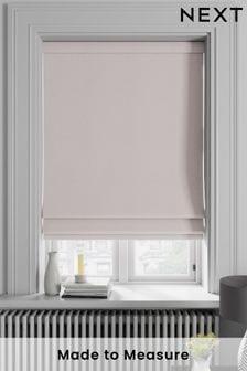 Pink Soho Made To Measure Roman Blind