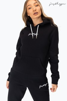 Hype. Womens Scribble Logo Hoody