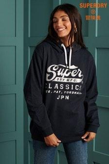 Superdry Heritage Classics Oversized Hoody