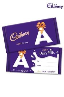 Cadbury's Monogram Bar 200g