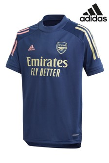 adidas Navy Arsenal 20/21 Training T-Shirt