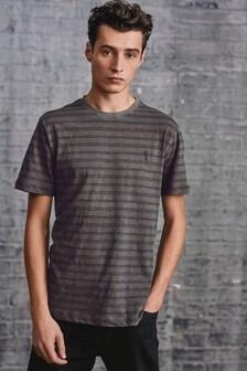 Wash Stripe Regular Fit T-Shirt